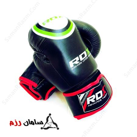 دستکش بوکس چرم RDX - RDX leather boxing gloves