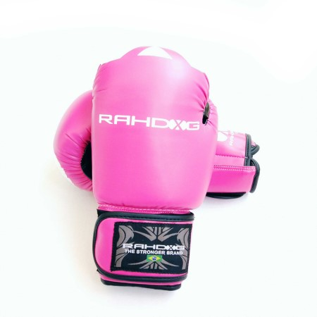دستکش بوکس چرم پاکستانی RAHDOG - Pakistani leather boxing gloves RAHDOG